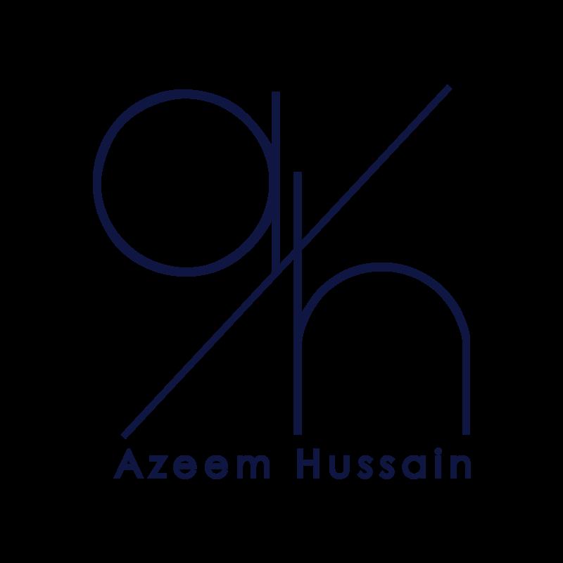 azeem hussain social media manager logo